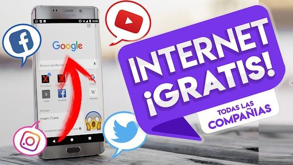 Internet Gratis ILIMITADO en Android 2018 METODO 100% FUNCIONAL!!