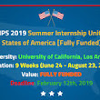 Fully Funded RIPS 2019 Summer Internship in United States of America