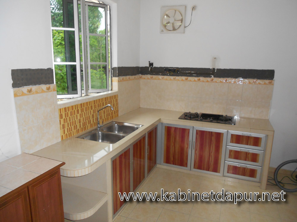 Projek Kabinet Dapur Kodiang Alor Setar