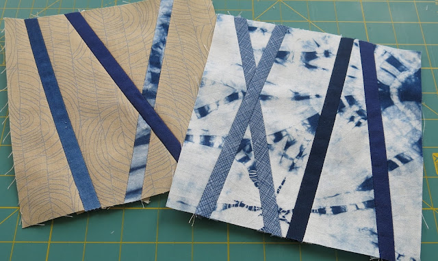Sticks - quilt blocks