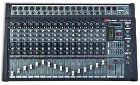 (2) Ini yang namanya audio mixer