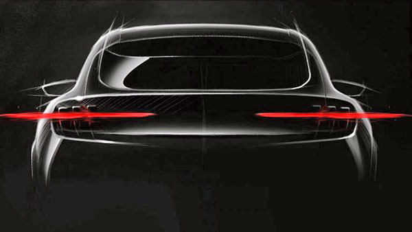 Image result for mustang suv teaser