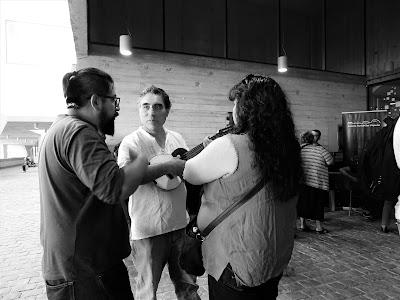 Exposición de charangos - Claudio Rojas  - ANTILKO.cl