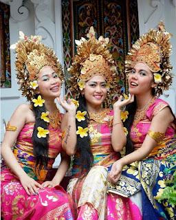 Gambar Baju Adat Bali Terlengkap 920717