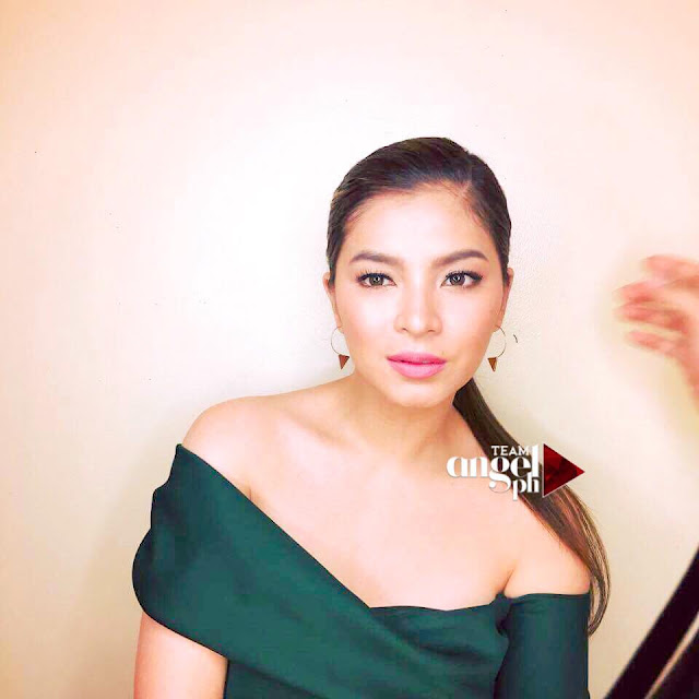 This Photo Simply Proves That Angel Locsin Is Far From Being Maarte