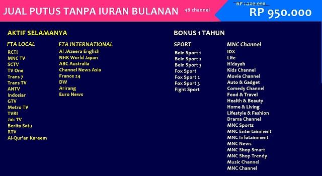 indovision internet service Banda Aceh