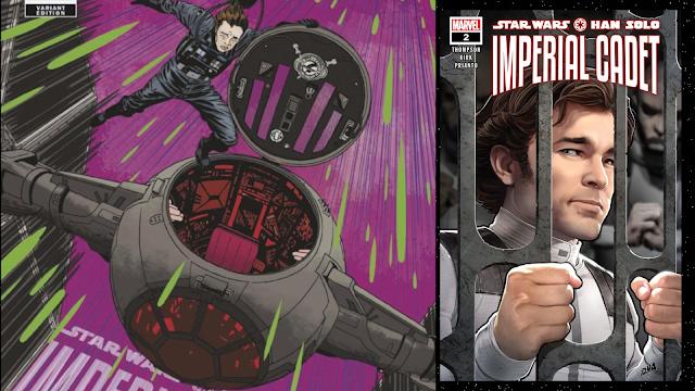 Marvel: Zapowiedź Han Solo: Imperial Cadet #2