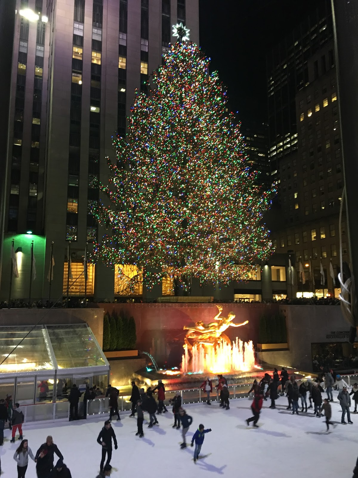 Rockefeller-ice-Skating