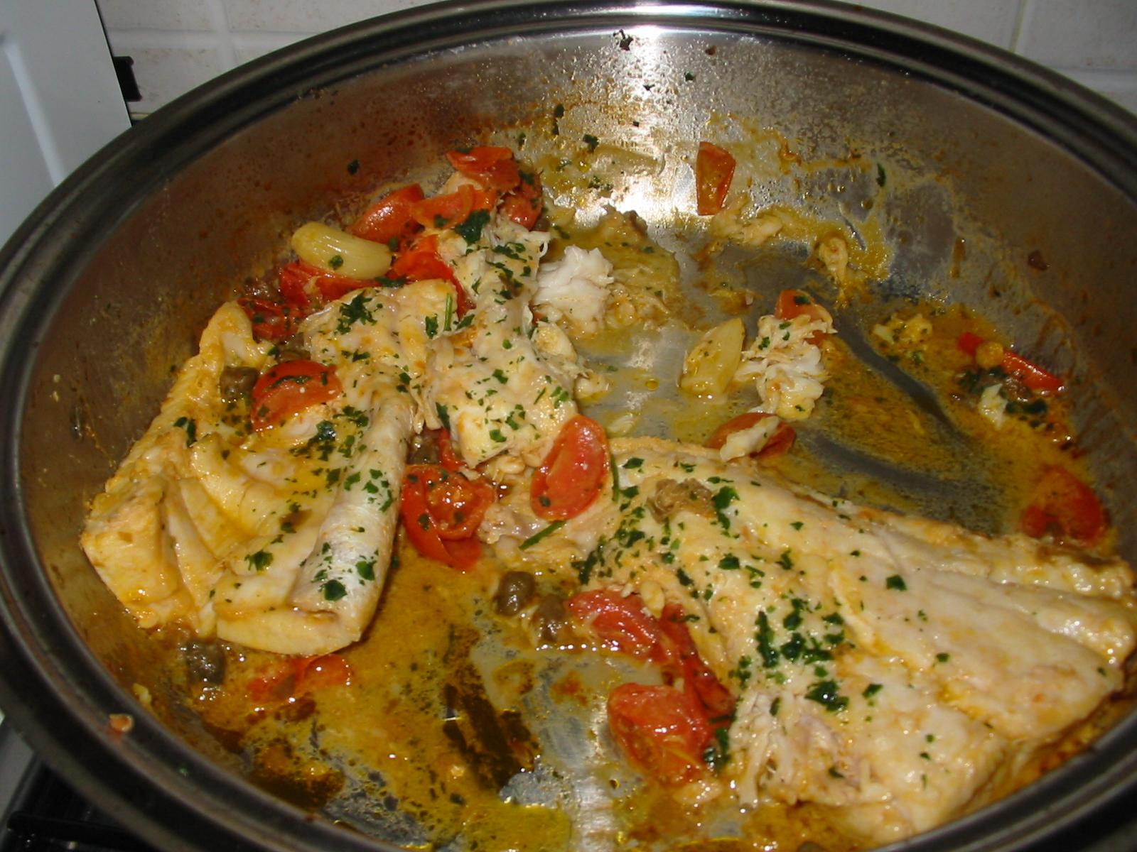 Filetti di Pesce Persico al Forno: Ricetta di FraGolosi