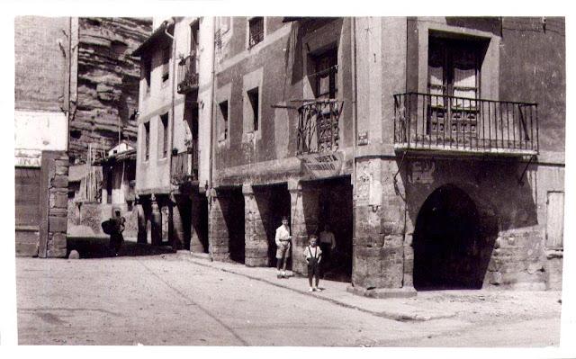 Postal de Nájera (1955)