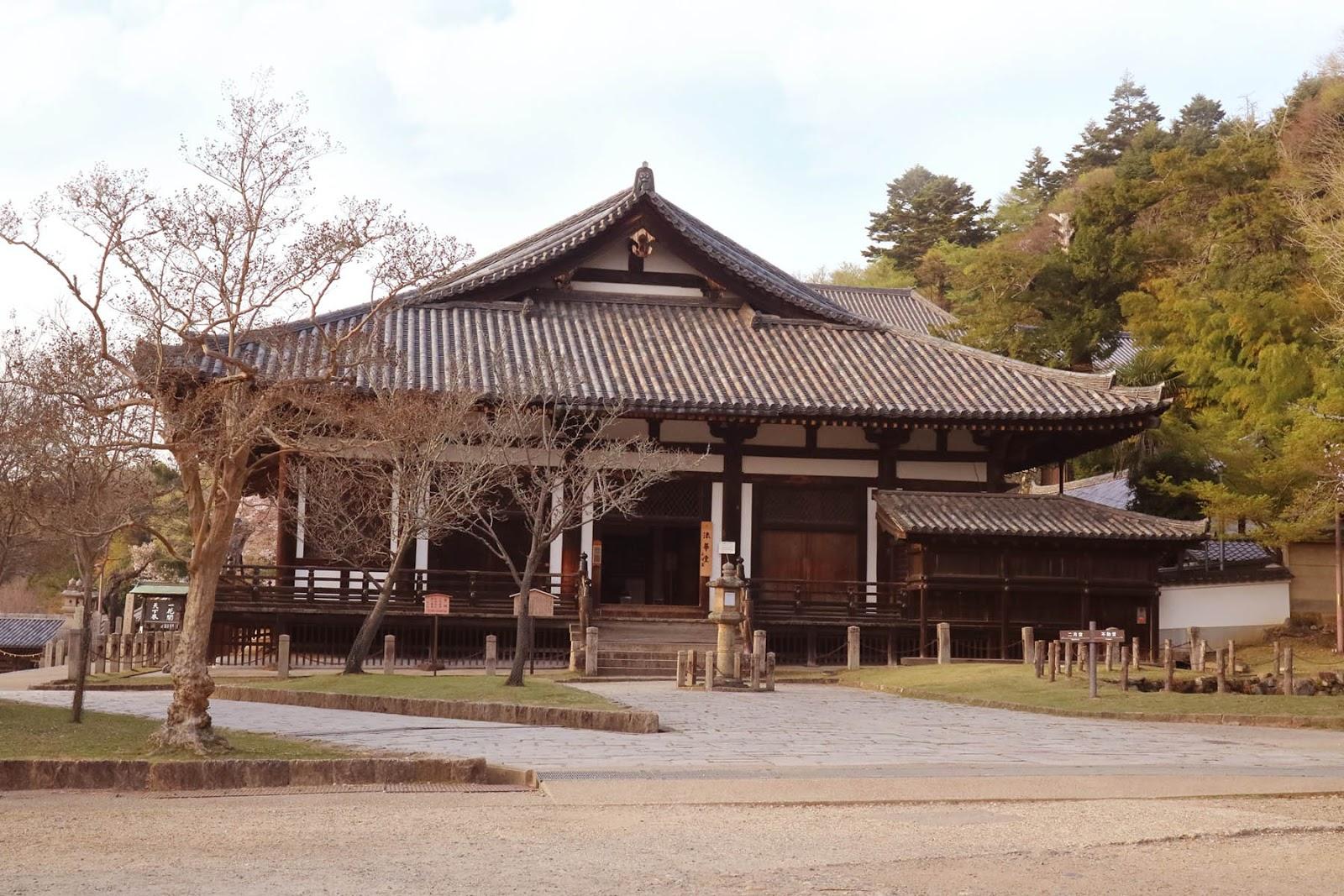 Berkunjung ke Tempat Wisata di Kyoto dan Nara