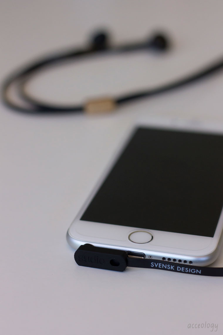 iphone earphones black sweden