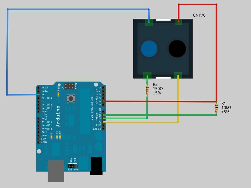 Informática express sensor cny