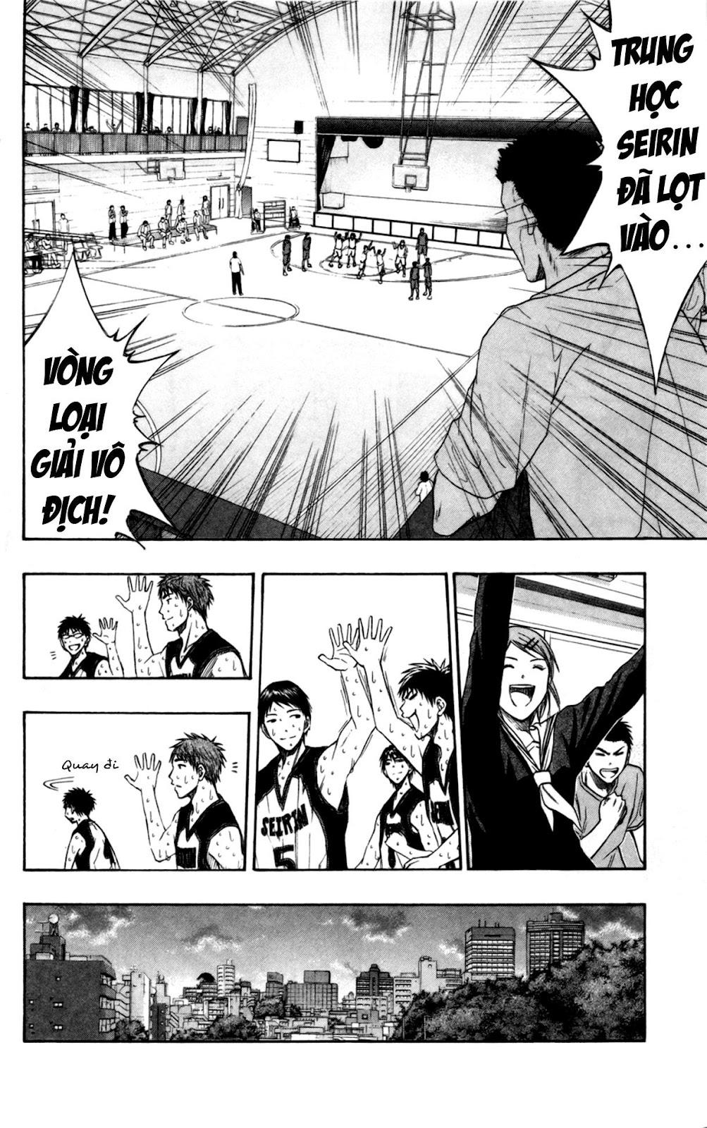 Kuroko No Basket chap 098 trang 5