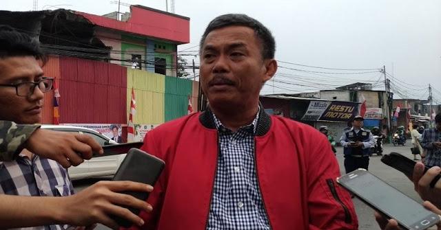 Tinjau Kali Item, Politikus PDIP Apresiasi Kebijakan Anies