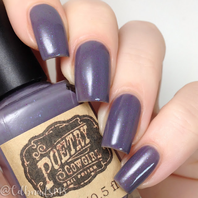 Poetry Cowgirl Nail Polish-Elephants Go Dancing