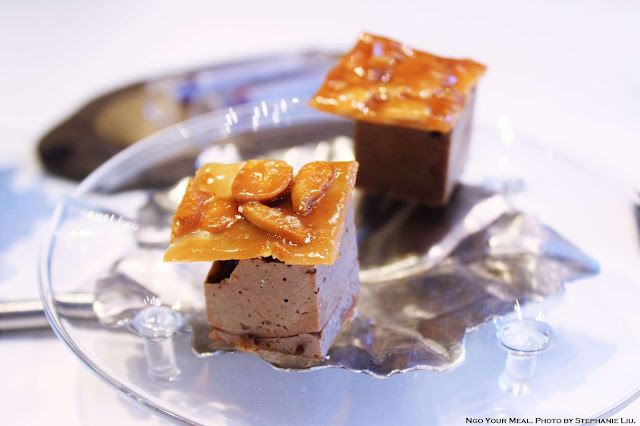"""Sweet Pumpkin"" Desserts at ABaC Restaurante in Barcelona"
