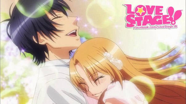 Love Stage Subtitle Indonesia