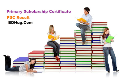 PSC Result 2017 Primary Scholarship Certificate Exam