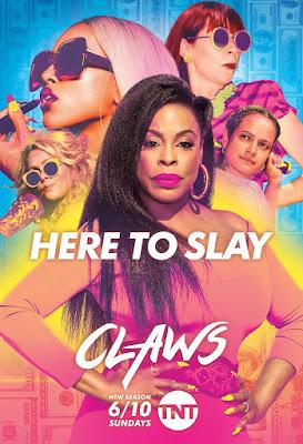 Claws Season 2 Poster