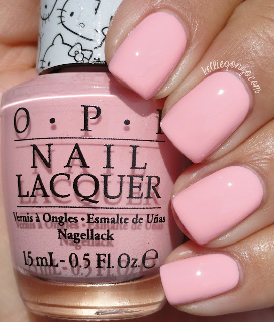 OPI Small + Cute = ️❤
