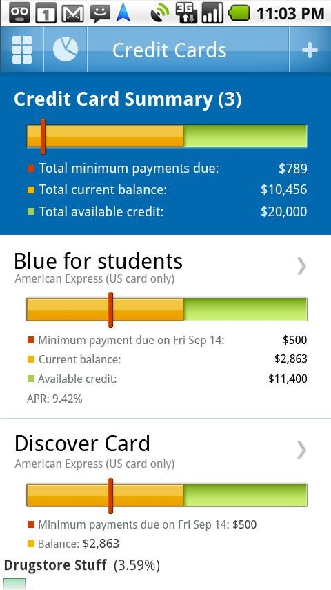 Android Simplicity 3 Android Money, Budget, and Finance Apps