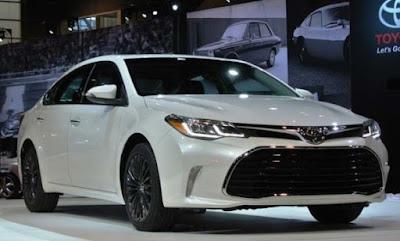 2020 Toyota Avalon Design, date de sortie et la rumeur de prix - 2020 Toyota Avalon