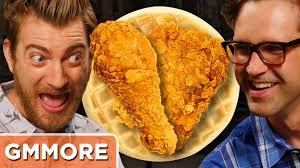 Blind Chicken Wing Taste Test