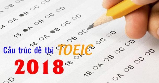 toeic 2018