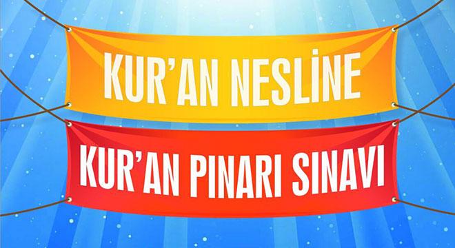 Kuran Nesline Kuran Pınarı Sınavı 2017 cevap anahtarı