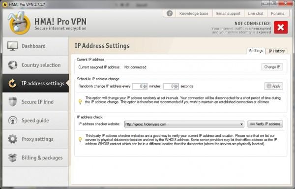 VPN server singapore