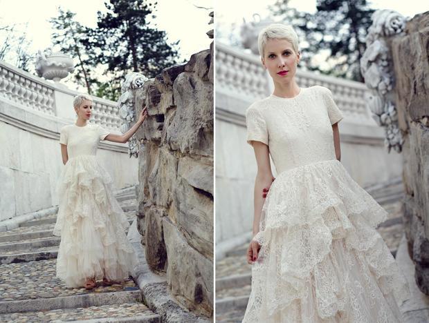 H&M Conscious Exclusive Wedding Dresses   bridal wedding fashion