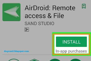 Aplikasi Airdroid-Di Google Play Store
