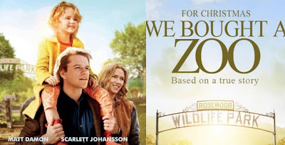 We Bought A Zoo movie directed by Cameron Crowe