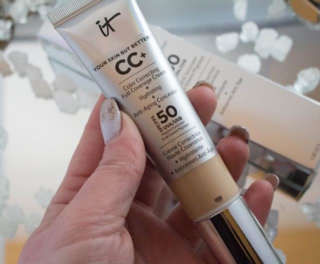 It cosmetics CC creme