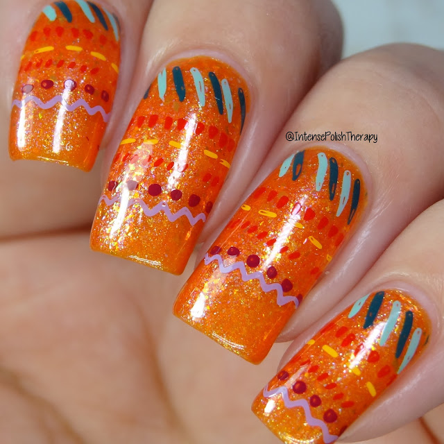 Bee's Knees Lacquer - I Don't Give A Fawkes