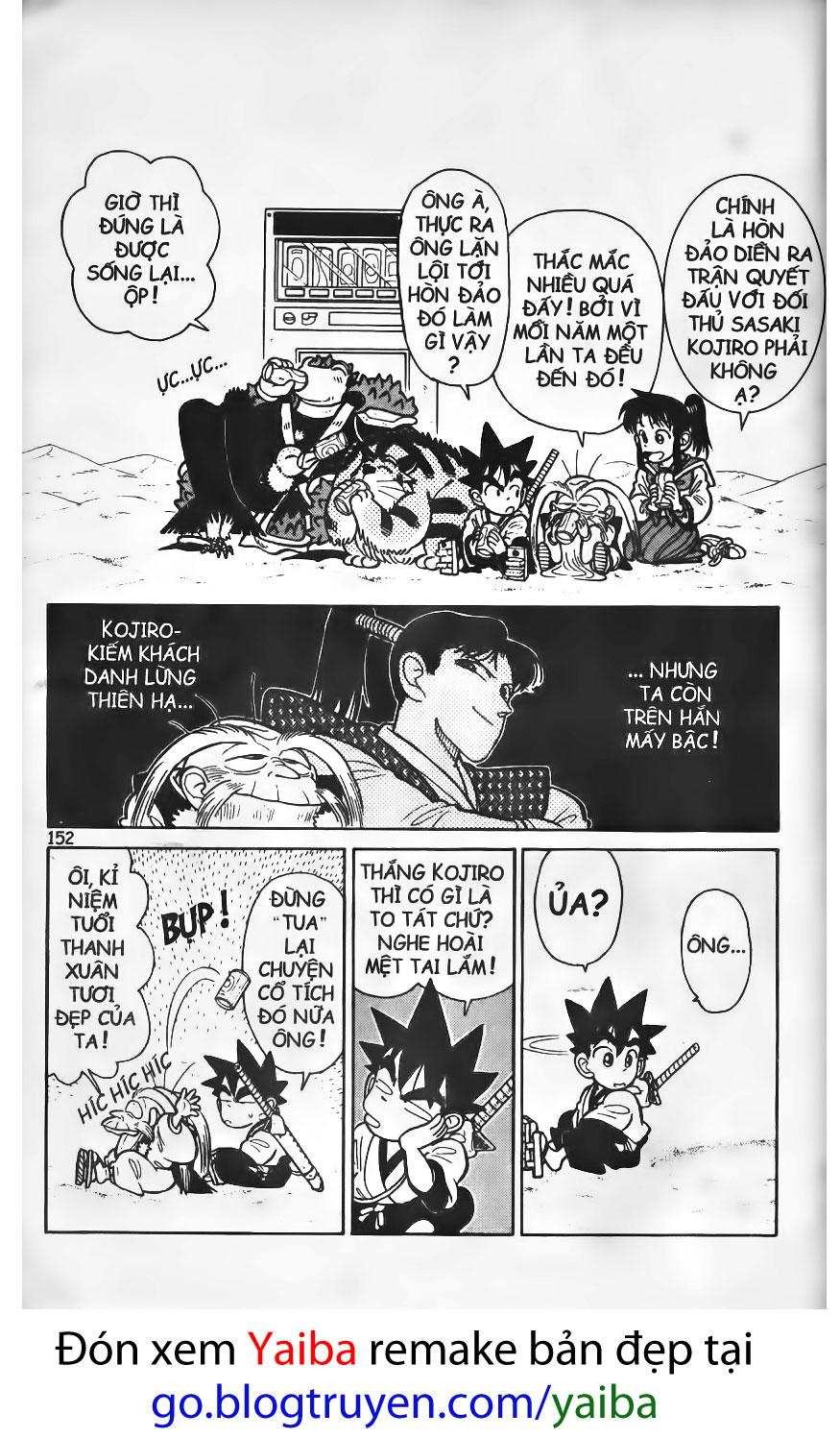 Yaiba chap 38 trang 7