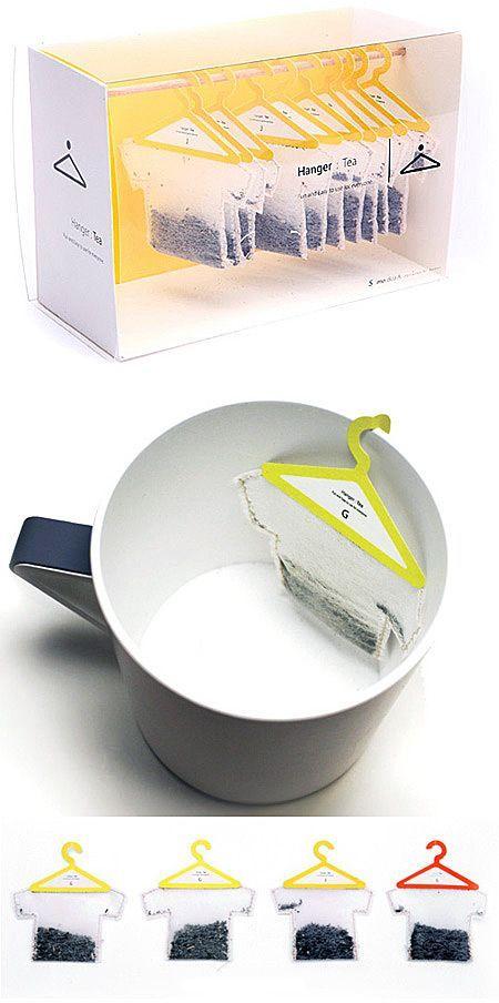 Thiết kế túi trà