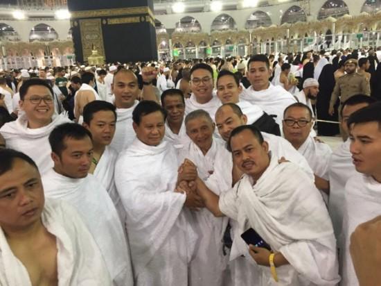 Pergi Umroh Demi Kebaikan Indonesia, Prabowo dan Amien Rais Juga Akan Jumpa Habib Rizieq