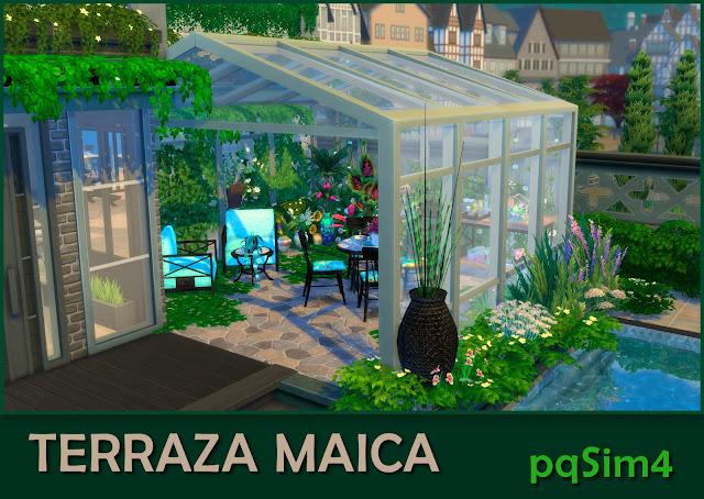 Terraza Maica Detalle 7.