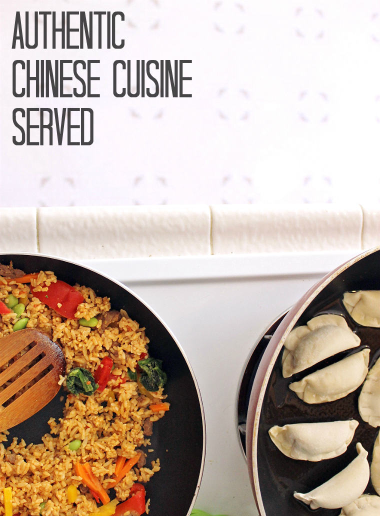 Bring authentic Asian cuisine flavors home with #LingLingAsianFood. #IC #LL #AD
