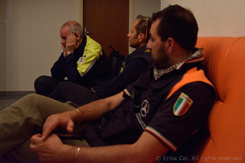 Alluvione Bijeljina Protezione civile italiana