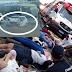 Conquista: Identificada mulher que morreu em acidente envolvendo carro e van