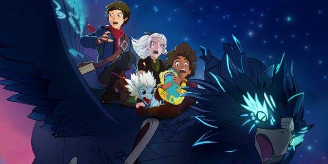 Se anuncia la fecha de estreno de The Dragon Prince Temporada 2