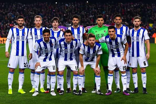 İspanya Ligi'nde Şampiyon Olan Takımlar Real Sociedad - Kurgu Gücü