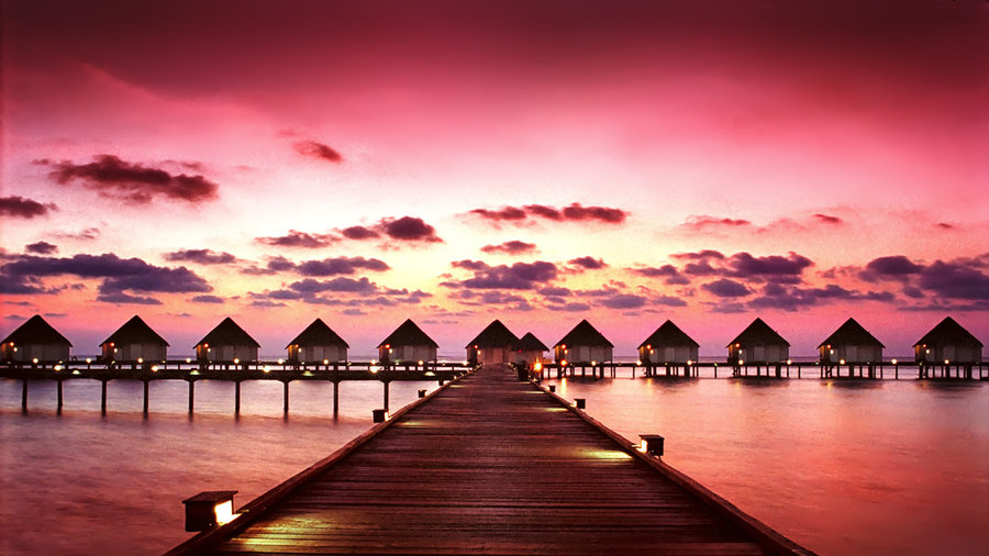 Hãy sống, hãy khám phá mọi nơi trên thế giới...đó là điều tuyệt vời nhất