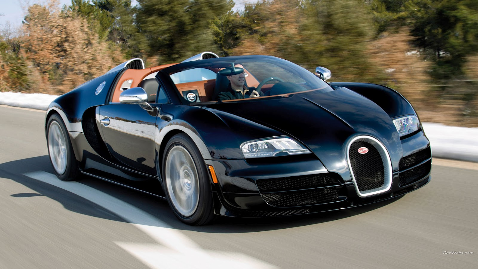 The Man Cave: Bugatti Veyron 16.4 Super Sport