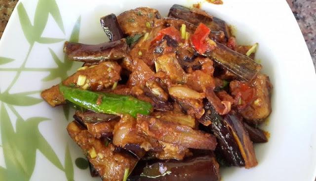 Spiced Fried Eggplants