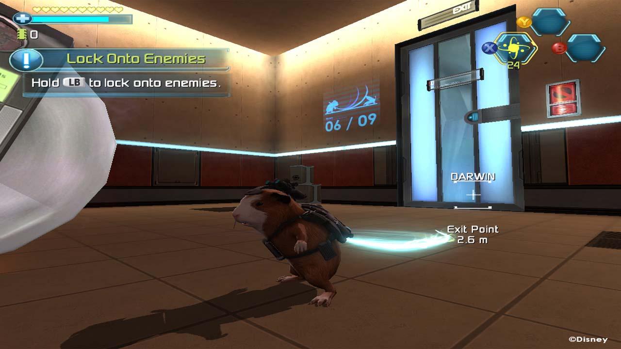تحميل لعبة G Force برابط مباشر + تورنت