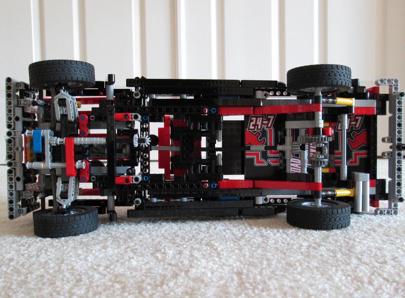 J-turn: LEGO 1965 Ford Pickup